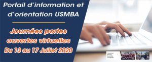 Portails d'information et d'ortientation USMBA