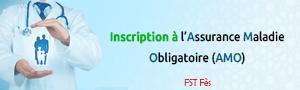 Inscription à l'Assurance Maladie Obligatoire (AMO)
