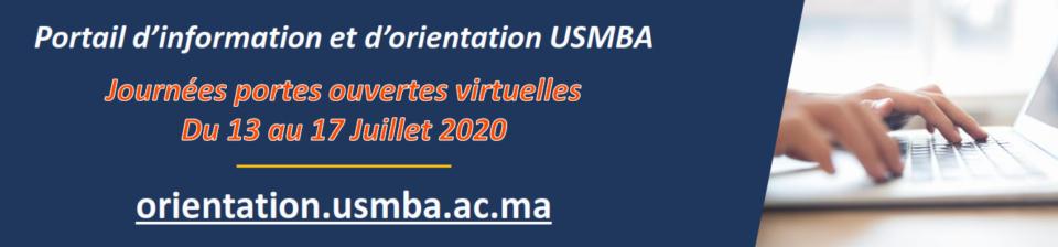 Portail d'information et d'orientation USMBA